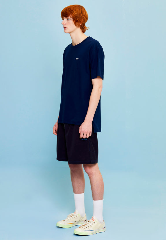 RIGG ACTIVE TEE NAVY