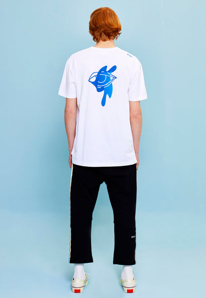 OUT OF SIGHT TEE WHITE