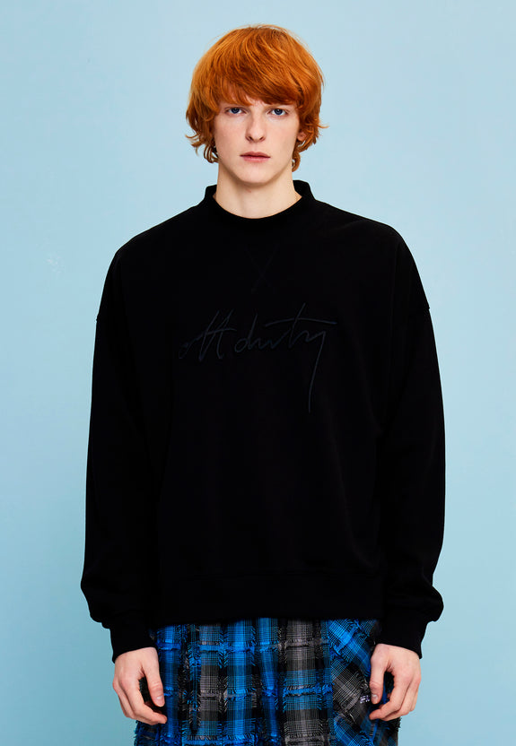 MANU SWEATER BLACK