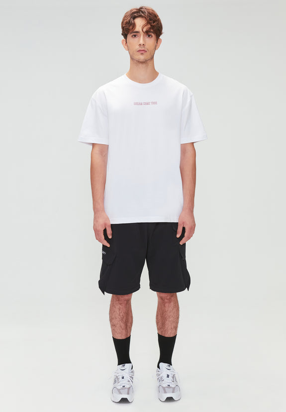 DREAM COME TRUE TEE WHITE