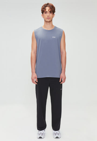 RIGG ACTIVE TANK BLUE GREY