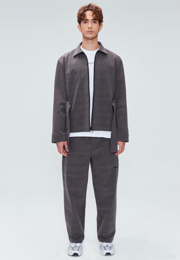 KINNO JACKET GREY