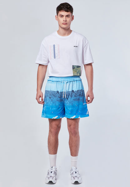 OD x MR.TRIANGLE SHORTS