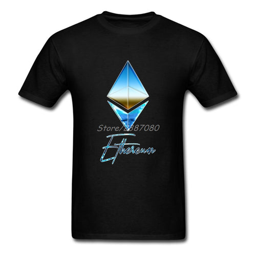 Cool Ethereum T Shirt