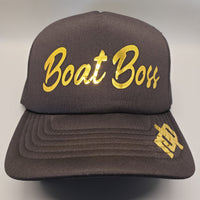 Women's  'Boat Boss' Snapback Hat