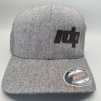 Men's 'RDP' Flexfit Heather-light Hat - Charcoal