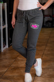 The RDP Ladies Jogger Pant - Charcoal
