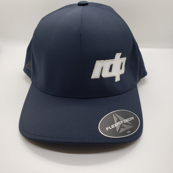 "Men's 'RDP' Flexfit ""Sweatproof"" Hat - Navy (L/XL)"