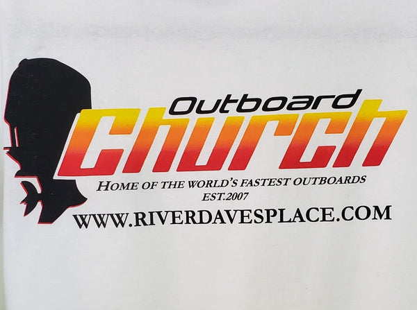 RDP Outboard Church T-shirt