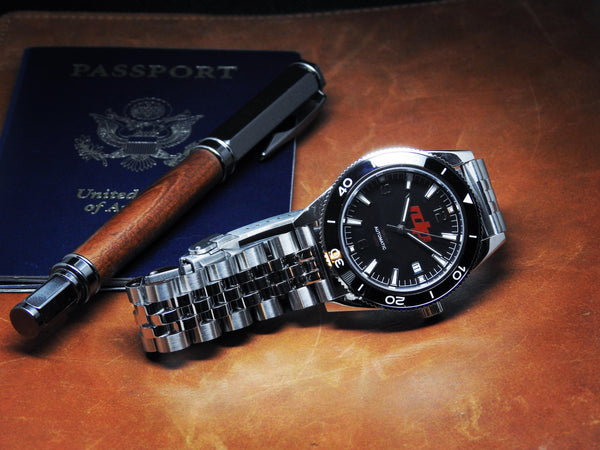 RDP 'Nautix' Timepiece By B.P.M. Watches