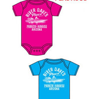 Infant Retro Onesie Size 12 to 18 Months