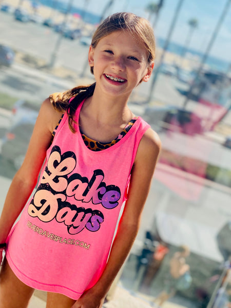 Youth LAKE DAYS Tank