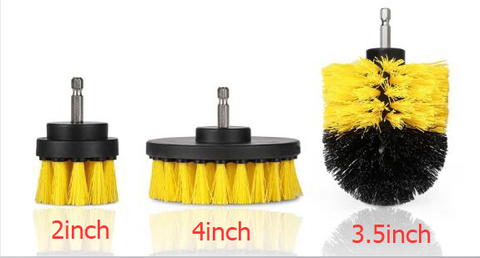 Power Scrubber Brush Set – Alpha Buying