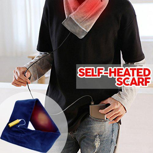 Rechargeable USB Heating Scarf