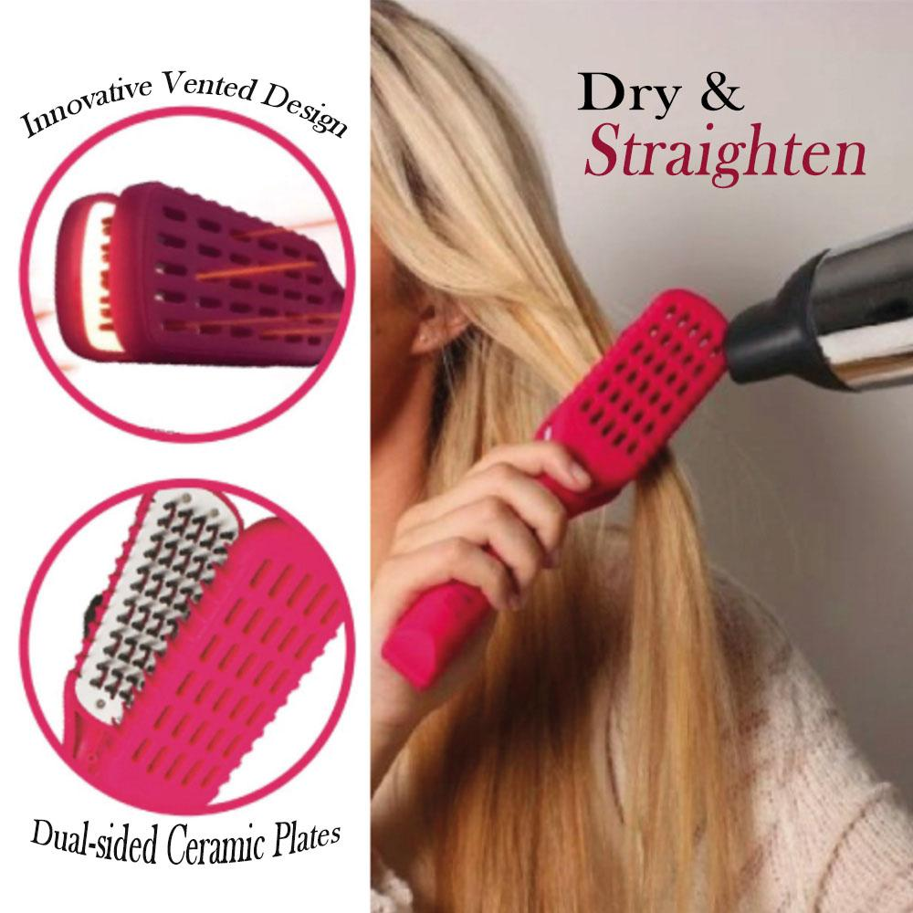 Instant Thermoceramic Straightening Brush