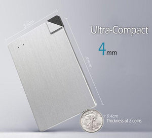 Ultra-Compact Portable Charger