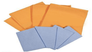2-Pieces Set Super Absorbent Towels