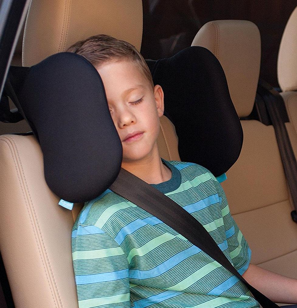 Cozy Car Lateral Headrest