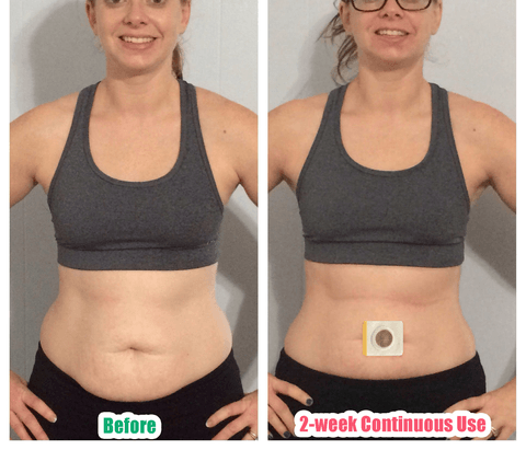 Magnetic Abdominal Detox Patch