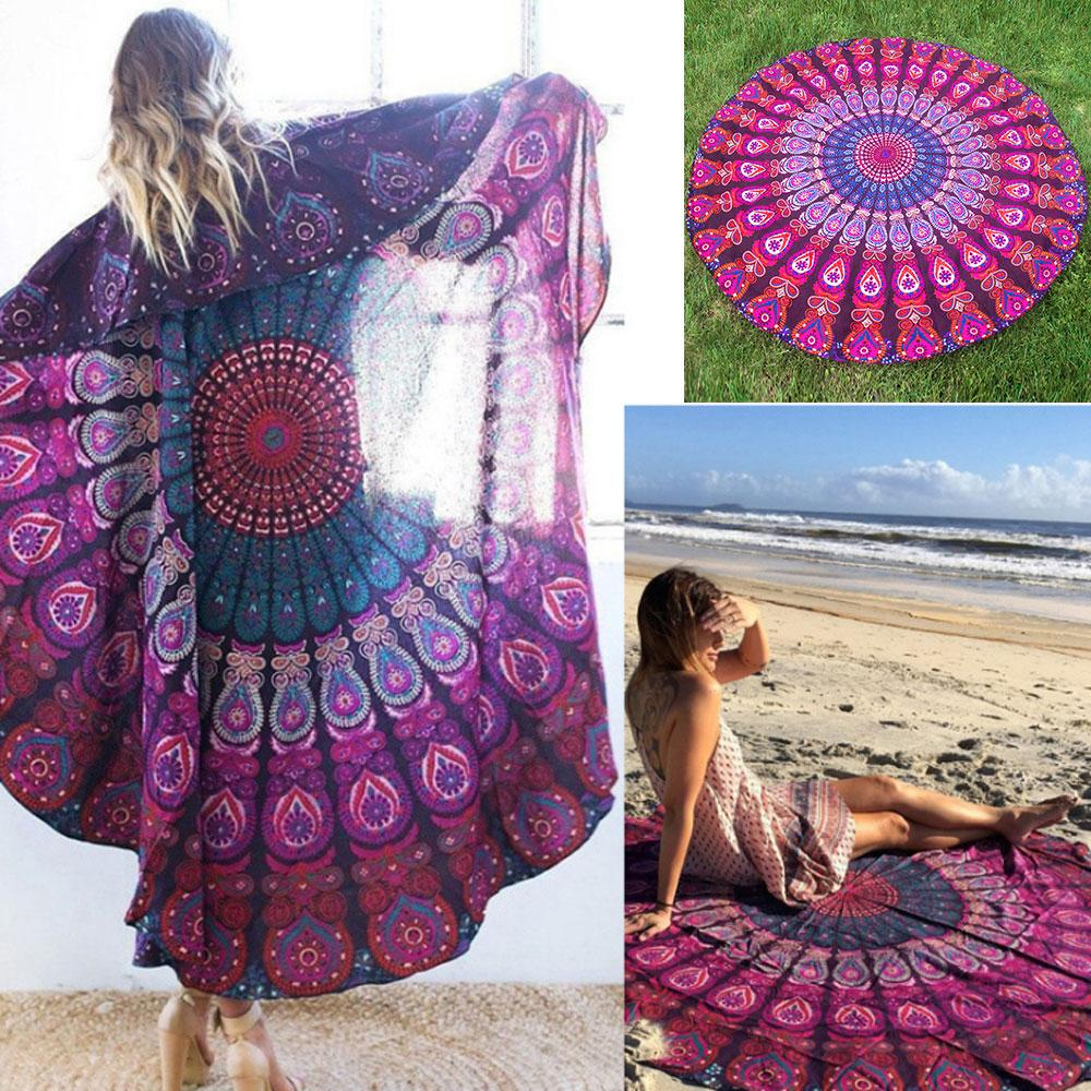 Bohemian Beach Towel