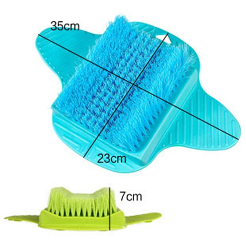 Foot Spa Massaging Brush