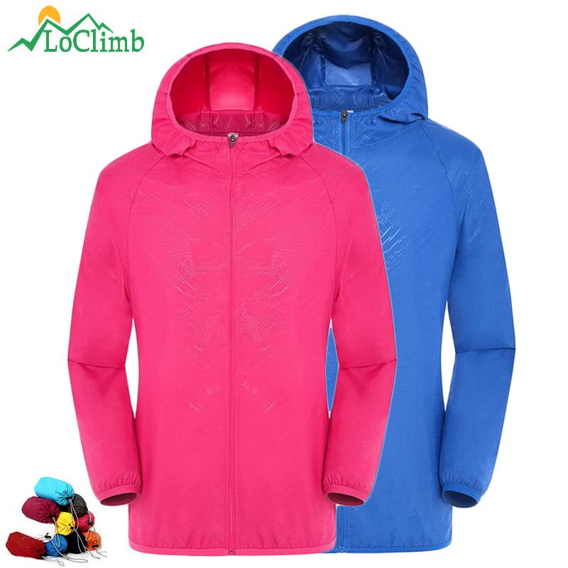 Anti-UV Outdoor Foldable Jacket