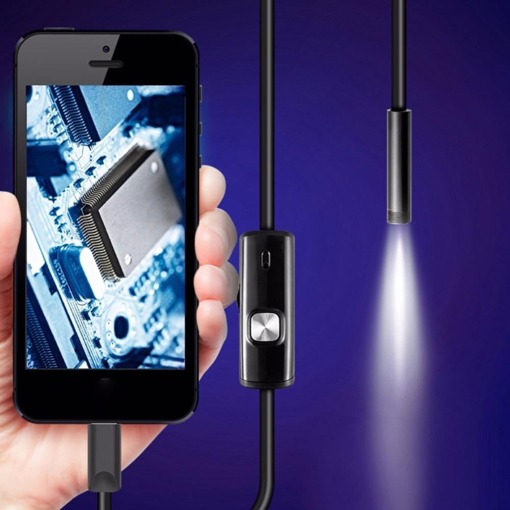 Super Smart Phone Endoscope
