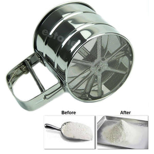 Power Flour Sifter