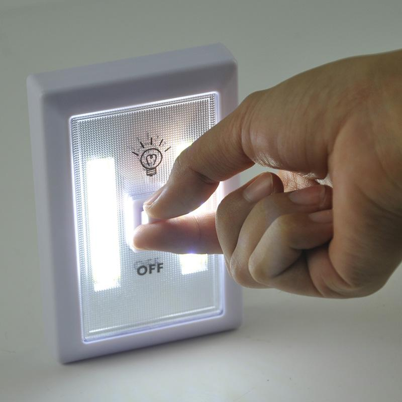 Wireless LED Nightlight