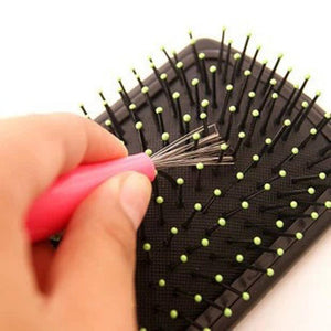 Easy Hair Brush Cleaner