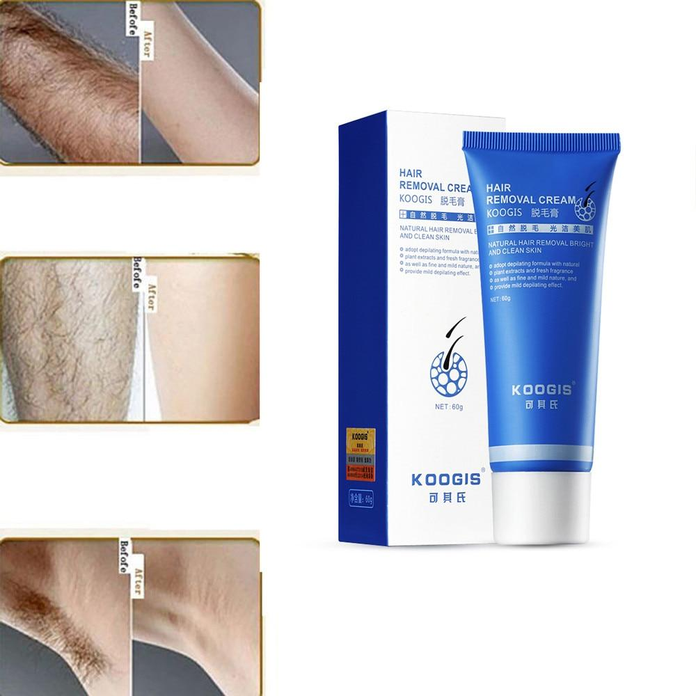 Razorless Shaving Cream - Magic Hair Removal
