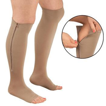 Medic Zipper Compression Socks