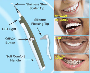 UltraSonic Periodontal Disease Plague Stopper