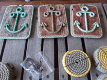 Rope Anchor Wall Hanging - Alaska Rug Company