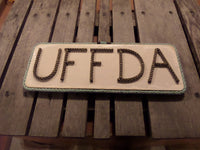 UFFDA sign