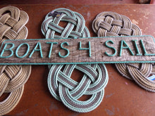 BOATS 4 SAIL sign