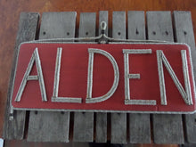 Nursery Sign-Customize Baby Name