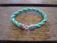 Green Nautical Bracelet