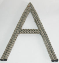 10 Inch Rope Letter / Number Custom Ordering