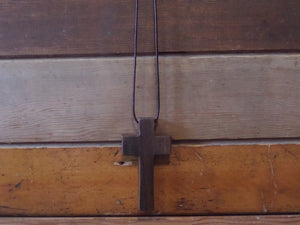 Teak Wooden Cross