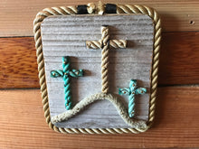 3 Cross Wall Hanging