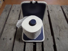Nautical Bathroom Fixture Toilet Paper Holder - Alaska Rug Company