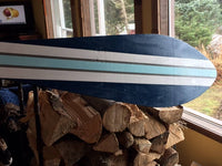 Surfboard Sign With MADE TO ORDER Name or Numbers