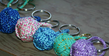 Monkey Fist Knotted Key Chain Zipper Pull - Alaska Rug Company