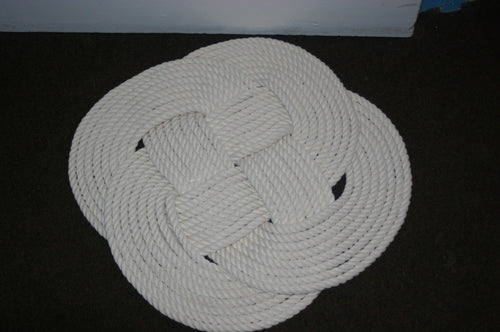 Cotton Rope Bathmat 21