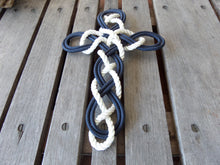 Woven Knotted Cross -New Rope - Alaska Rug Company