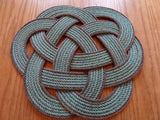 "17"" Centerpiece Trivet 2 Color"