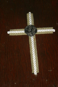 Basic Rope Cross - Alaska Rug Company