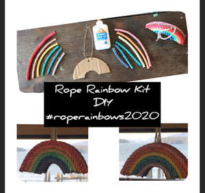 Rope Rainbow DIY Kit