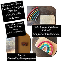 DIY Rope Rainbow Kit #2